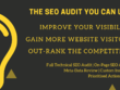 SEO Audit - Ensure you meet 2019 SEO Best Practises