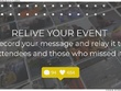 Create a video of your event or conference North West UK