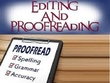 Proofread any English or Arabic text (1000 words)