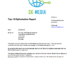 Full keyword report - Get to page 1 - Only £350 Per report