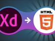 Conver PSD/XD to responsive HTML5/CSS3 web page