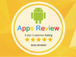 10 Reviews your android apps and rate it with 5 stars