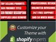 Make Shopify Template, Shopify Store