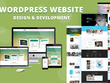Develop a Responsive & SEO friendly WordPress Website