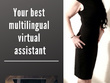 Provide virtual assistance in French for 4 hours