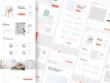 Design Professional Wireframes for Mobile App or Web App