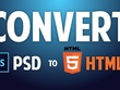 Convert PSD to HTML(5)/CSS3 with simple scripts