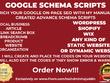 Create Advance Schema, Structured Data And Rich Card Codes