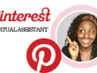 Be your Pinterest Marketing Virtual Assistant for 1 month