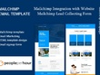 Design Mailchimp Email Template and Run Campaign