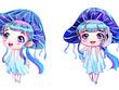 Make cute chibi and kawaii characters for you