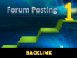 Guest Post About Your Business On Niche Forums Pr, Backlinks