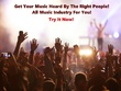 Give Top 5,000 Direct Contacts Djs, Radio, Labels, Blogs, Sites