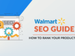 Do increase sell on walmart SEO and review