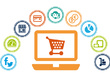 Ecommerce Development using Open Car/ Magento/ Woocommerce