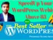 Speedup Your Website By Doing Wordpress Optimization upto 95