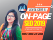 Do Complete WordPress On Page SEO