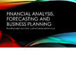 Prepare A Financial Model And Business Plan For Your Start Up