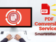Convert pdf to Word or Excel or Powerpoint Document