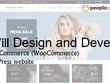 Design and Develop a E-Commerce (WooCommerce)  WordPress website