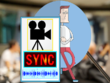 Sync power point slide or video with your audio