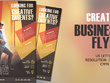 Design Awesome Double Side Flyer Or Brochure For Your Business