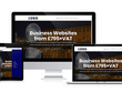 Create a 5-page responsive website with 1 year free web hosting