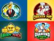 I Will Create Premium Mascot Character Logo