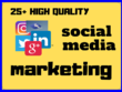 Create 25 high pr social bookmarking backlinks