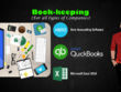 Monthly Bookkeeping Services in QuickBooks, Xero, Excel, etc