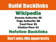 Build Most Powerful SEO Backlinks on Wikipedia