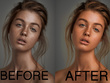 Professionally retouch and color grade your photos