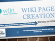 Help you create an approved Wikipedia page
