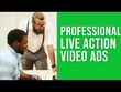 Create HD Live Action Promo Explainer