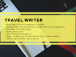Write a travel article of 1000 words