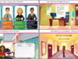 Create 15 pages of straightforward e-learning content