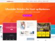 Create a modern custom WordPress website - Responsive + SEO