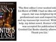 Critique your romance novel (max. 100,000 words)
