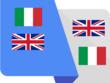 Translate English / Spanish  Italian