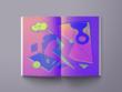 Design your modern bold book cover or illustration