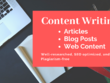Write 400 words article or blog post