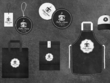 Design creative Brand Stationary set for the company