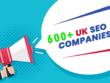 UK 600 SEO and Digital marketing Agencies contact database