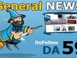 Guest Post On My Da 59 General News Blog With Dofollow Link