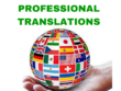 Translate 500 English words into french