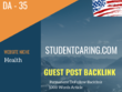 USA Education Related 39 DA Guest post link