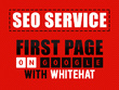 Shoot Your Site In 1st page with off page SEO