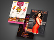 Design Flyer,Post Card,Magazine Cover,Book Cover,Poster,Brochure