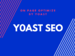 DO wordpress on page seo by yoast