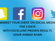 Target Facebook Ads Audience For Marketing your Event